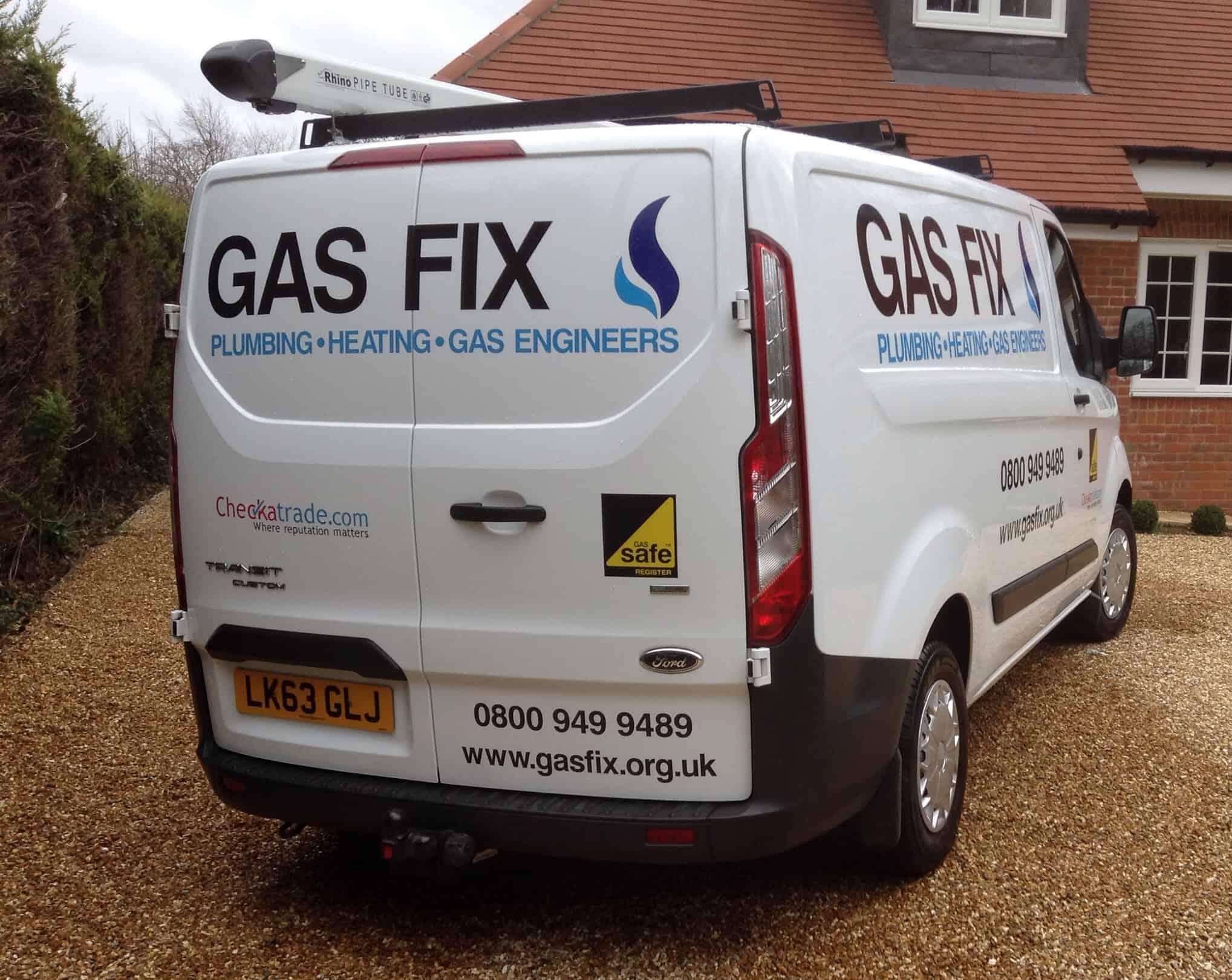 Van Gas Fix