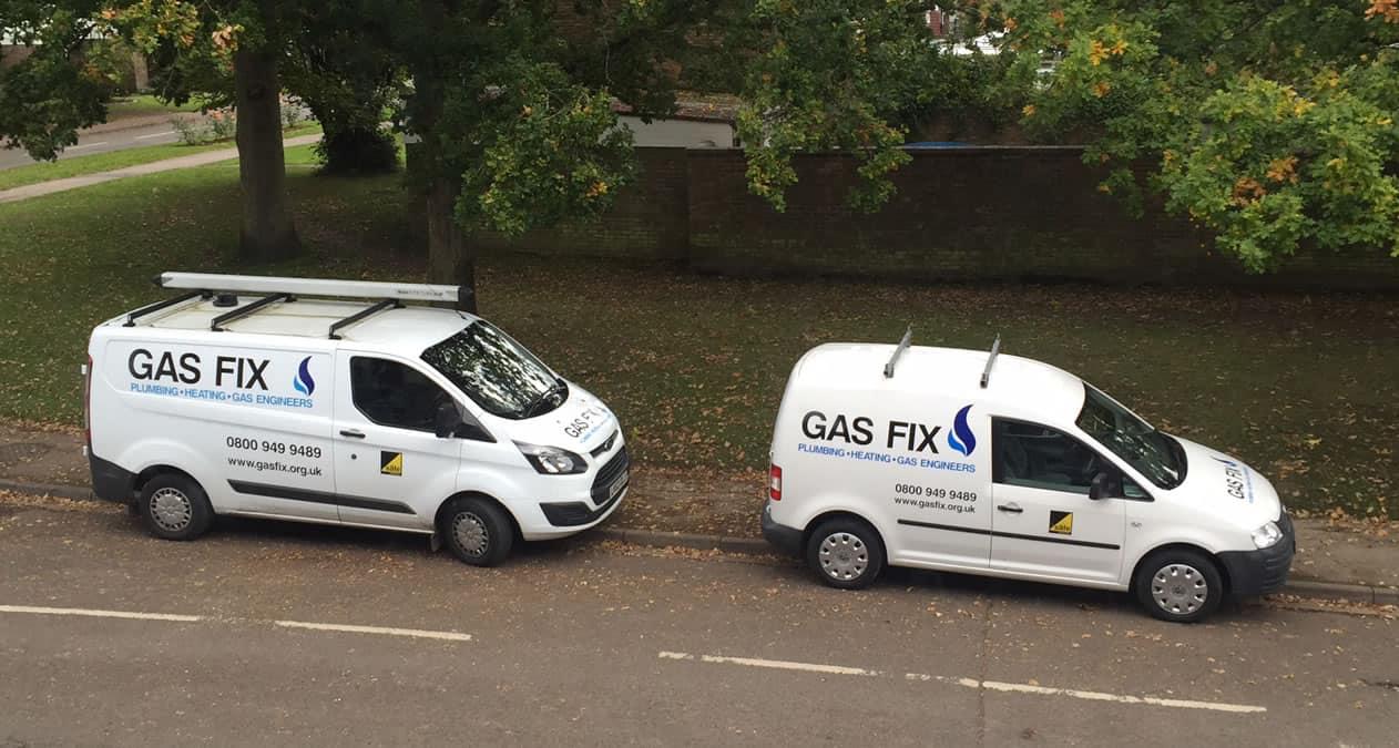 Vans GAS FIX