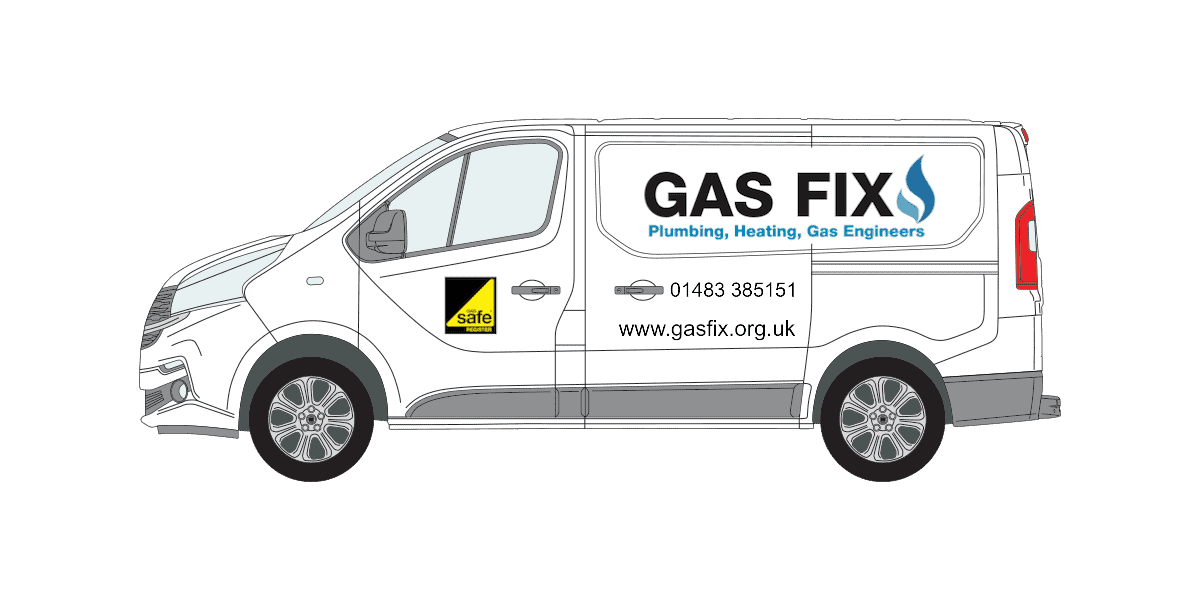 GAS FIX Van 2